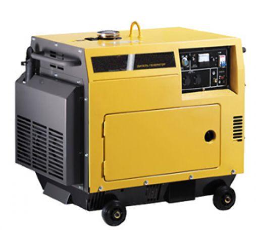 Дизельный генератор Kipor KDA 6700 TAO_0