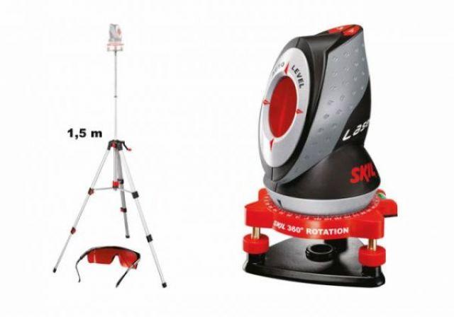 Лазерный нивелир Skil 0510 AB_0
