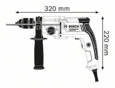 Дриль Bosch GBM 13-2 RE_2