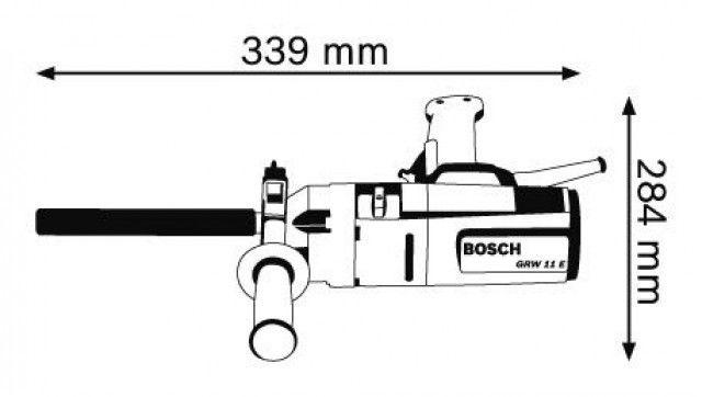 Дрель - миксер (мешалка) Bosch GRW 11 E_1