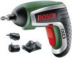 Аккумуляторный шуруповерт Bosch IXO IV Upgrade full