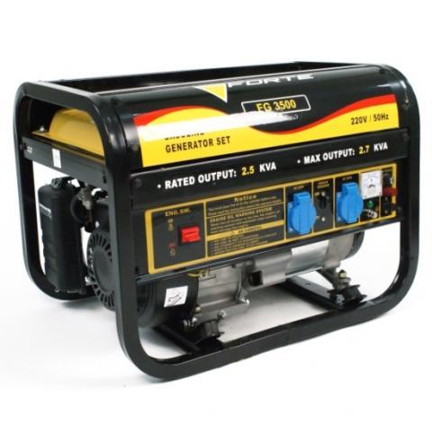 Бензиновий генератор Forte FG 3500_0