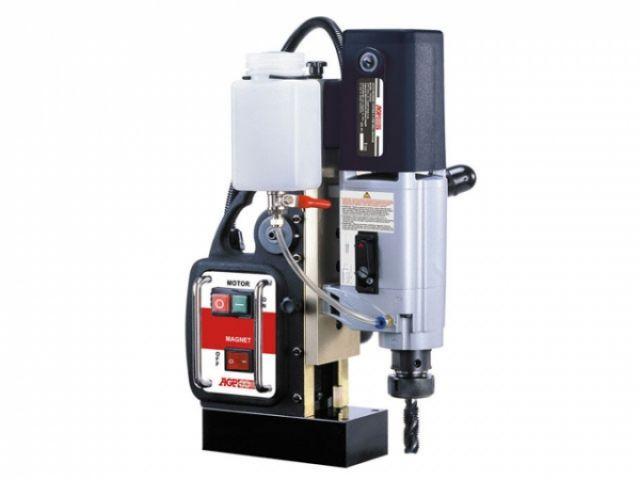 Магнитный сверлильный и резьбонарезной станок AGP TP 2000_0