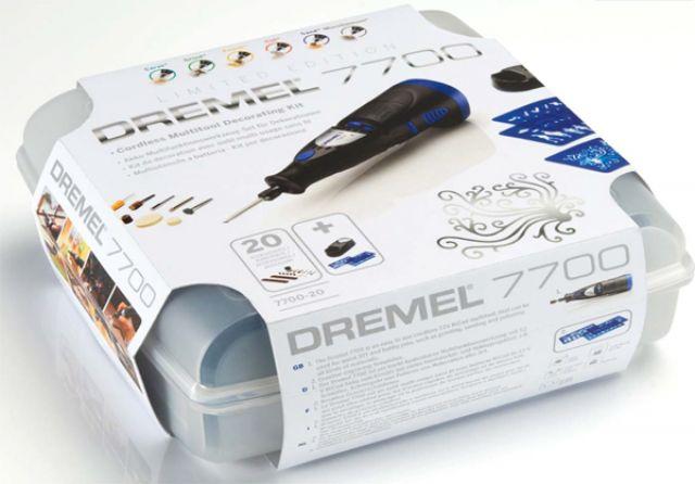 Многофункциональный аккумуляторный Dremel 7700 White_0