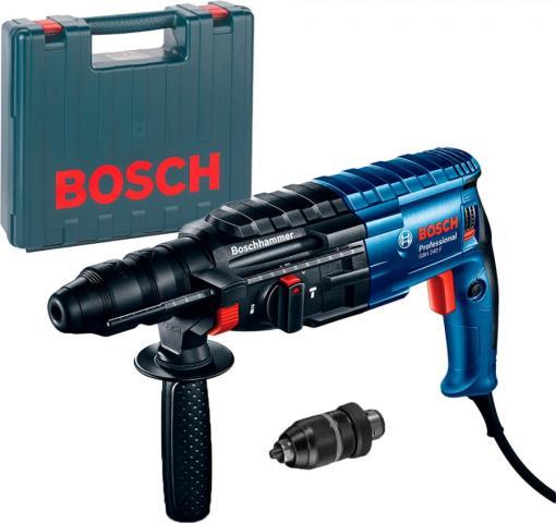 Перфоратор Bosch GBH 240 F_0