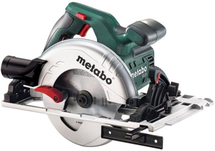 Дискова пила Metabo KS 55 FS_0