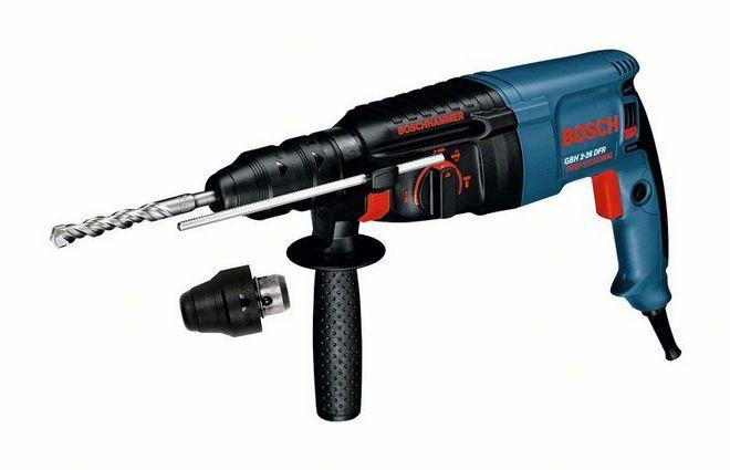 Перфоратор Bosch GBH 2-26 DFR_0