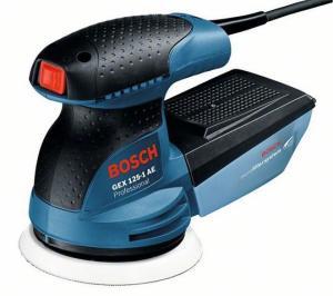 Ексцентрикова шліфмашина Bosch GEX 125-1 AE
