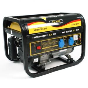 Бензиновий генератор Forte FG3500