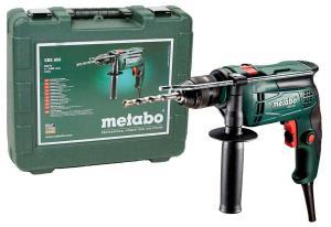 Дриль ударний Metabo SBE 650 у кейсі