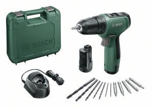 Акумуляторний шуруповерт Bosch EasyDrill 1200 (2 акб)
