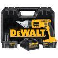 Аккумуляторные ножницы DeWALT DW941K