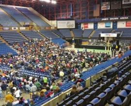 James Brown Arena In Augusta Ga Review