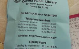 Covina City Library
