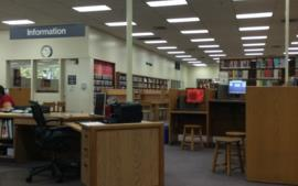 Downey City - Library