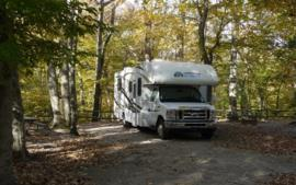 Pohick Bay Campgrounds