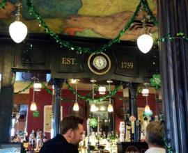 Claddagh irish pub mn