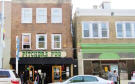 Pitcher's Pub