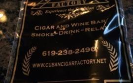 Cuban Cigar Factory