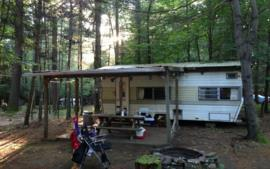 Twin Islands Campsite in Roscoe, NY Review