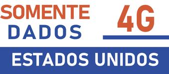 ESTADOS UNIDOS SOMENTE DADOS 4G