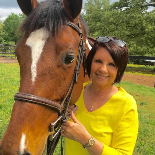 Humans of the Horse World: Nancy Mullinax McBrayer