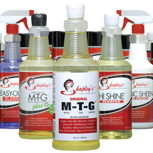 Shapley's Superior Grooming Products Partners with Equestrian Aid Foundation