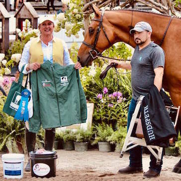 Vega Tops Field in 7th Annual EAF Grooms Class at Blowing Rock Charity Horse Show