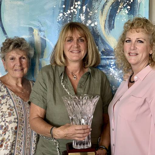 Jacquie McCutchan Honored with 2020 Equestrian Aid Foundation Luminary Award