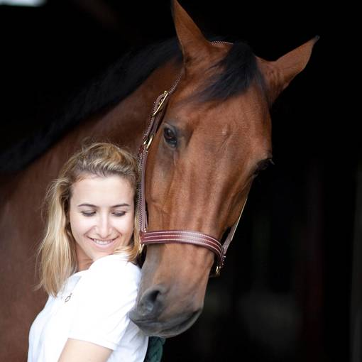 Humans Of The Horse World: Tell Me A Story