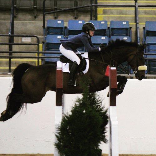 Magda Jumping