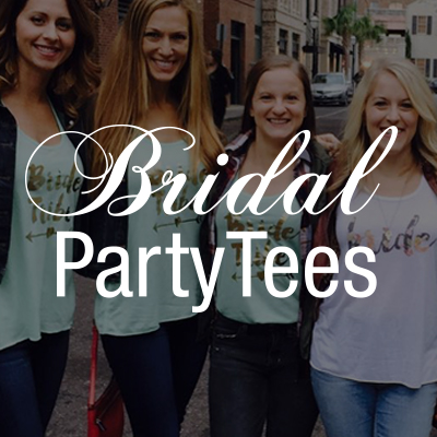 eRetailing Bridal Party Tees Icon
