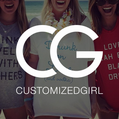 eRetailing Customized Girl Icon