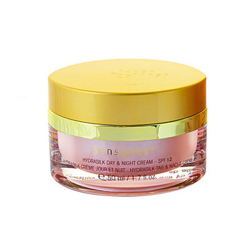 Ref. 1202 - Hydrasilk Day and Night Cream SPF 12 Creme dia e noite com FPS 12 para pele sensível