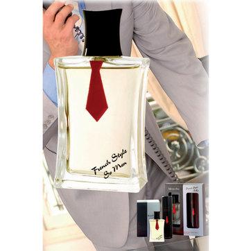 Ref. 1920 - Eau de Toilette French Style So Men Dina Cosmetics