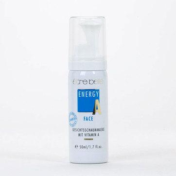 Ref. 3278 - Energy A Face Foam Mask Máscara em espuma para o rosto com vitamina A