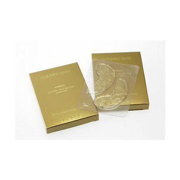 Ref. 3288 - Golden Skin Hydrogel Eye Pads Pads com ouro e caviar para a área dos olhos