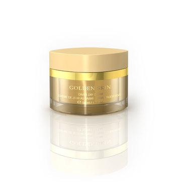 Ref. 3293 - Golden Skin Caviar Day Cream Creme anti-sinais diurno com ouro e caviar