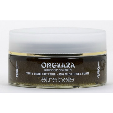 Ref. 3334 - Citrus & Orange Body Polish Esfoliante corporal com laranja e frutas cítricas
