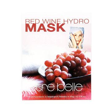 Ref. 3566 - Red Wine Hydro Mask Máscara hidratante anti-rugas de vinho tinto
