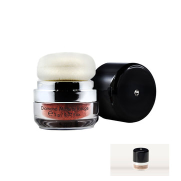 Ref. 422 - Diamond Mineral Rouge Blush facial mineral