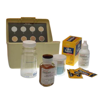 Fann Kit Detecção H2S Copper Method