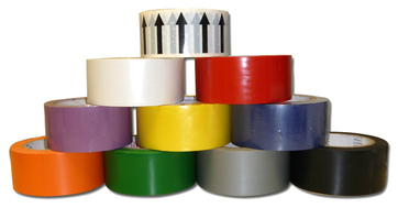 Fitas ISO 14726 - Pipe Marking Tape