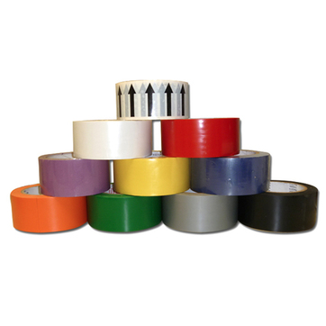 Fitas ISO 14726 - Pipe Marking Tape 2