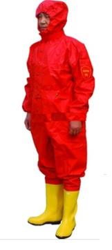 Roupa de Proteção Química Certificada CCS