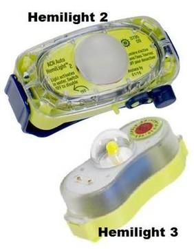Lâmpada ACR HL8-10 HemiLight™2 e HemiLight™3