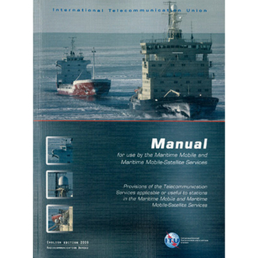Manual for Use by the Maritime Mobile