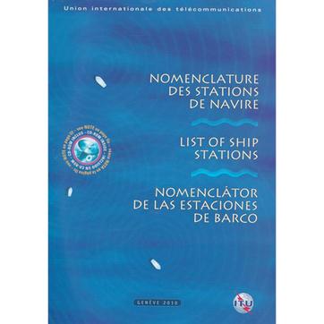 List of Ship Stations (List V) 50th Ed, 2010