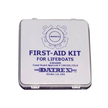 Kit de Primeiros Estojo Socorros Datrex Bote Salva Vidas