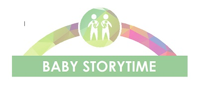 image of baby storytime logo